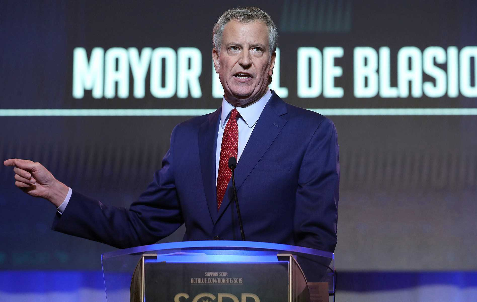 Bill de Blasio Wife