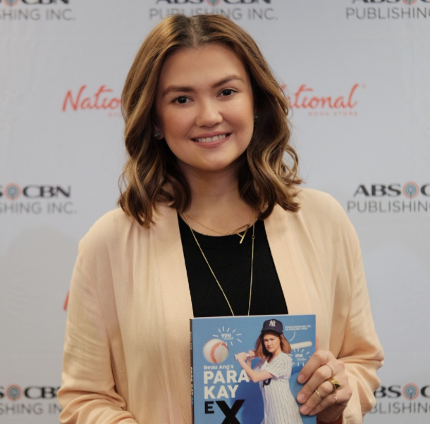 Angelica Panganiban, a Filipina-American actress, model, TV host and comedienne