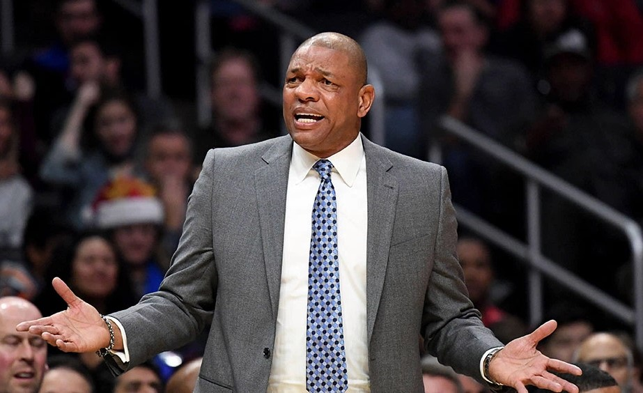 Doc Rivers Coach
