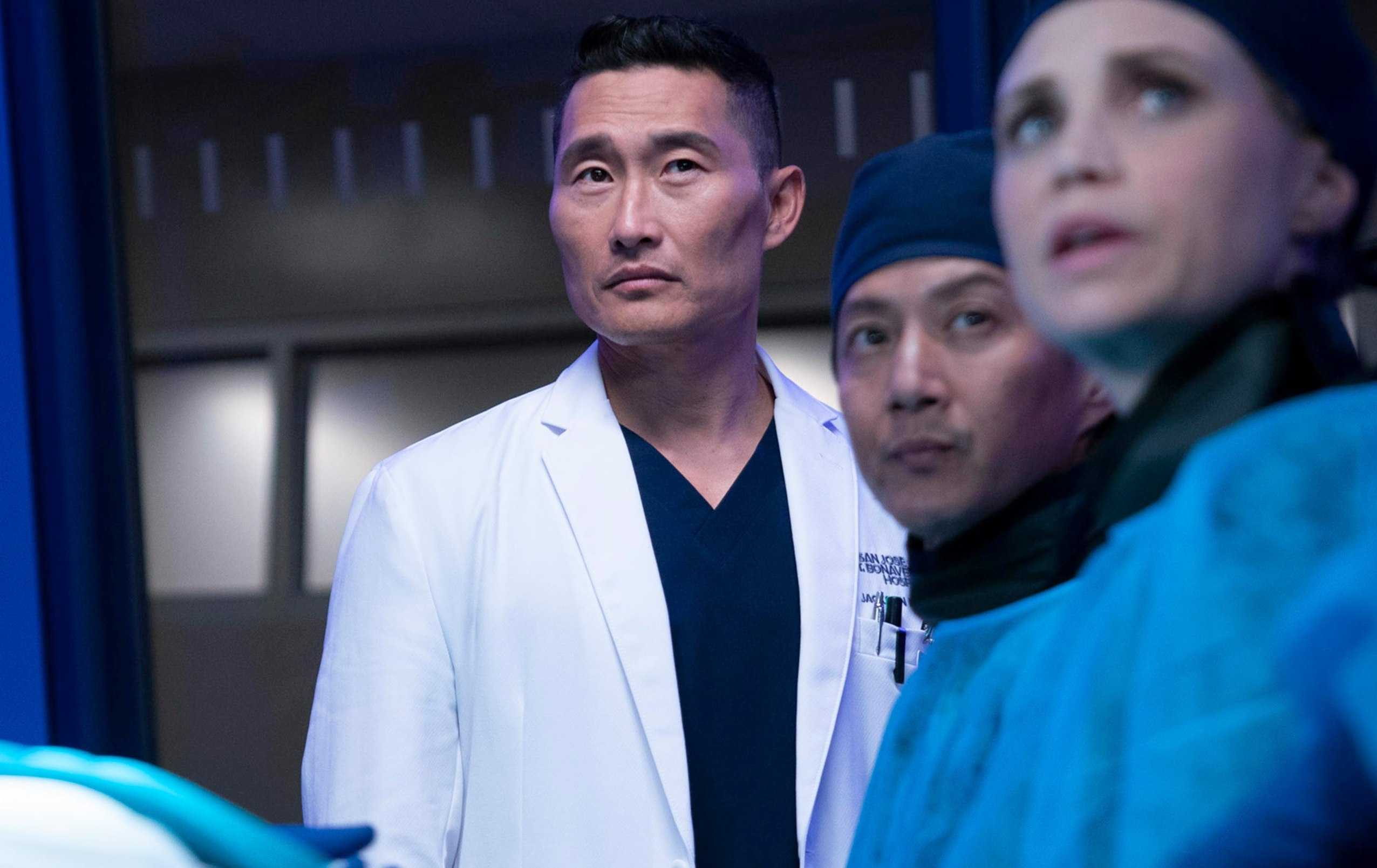 Daniel Dae Kim The Good Doctor