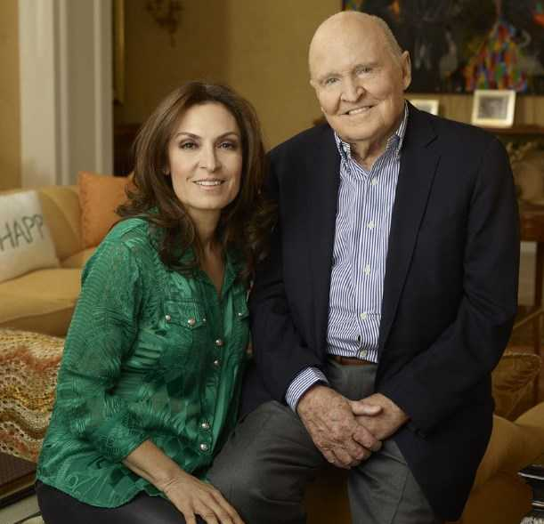 Jack Welch Wife