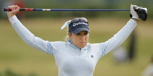 Think, that lpga natalie gulbis body paint that
