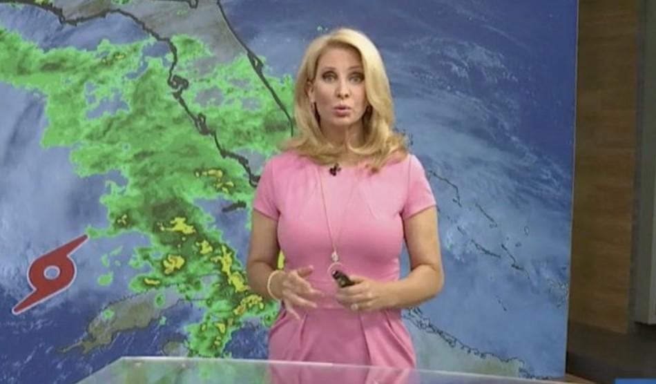 Heather Tesch Meteorologist
