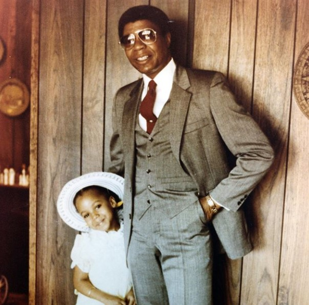 Kerry Washington father