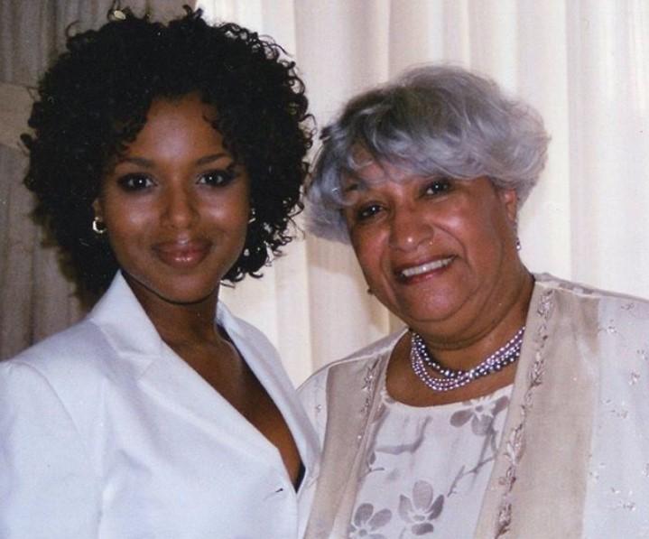 Kerry Washington mother