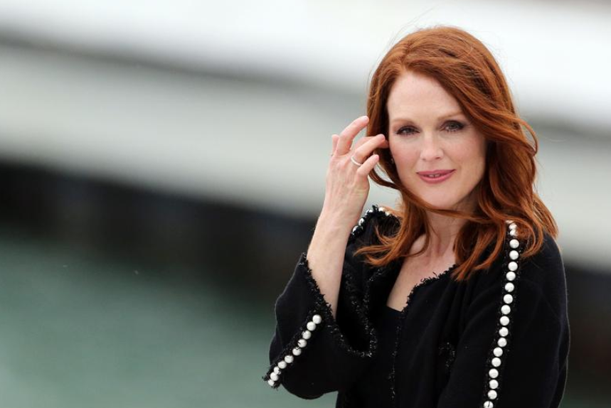 American Actress and Author, Julianne Moore