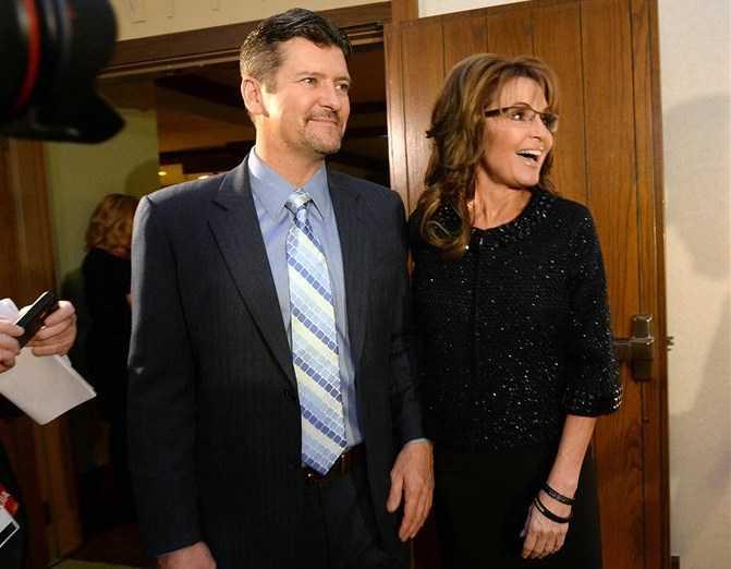 Todd Palin Divorce