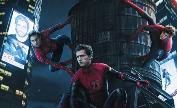 Tobey Maguire, Andrew Garfield Teased by Paramount in Spider-Man 3