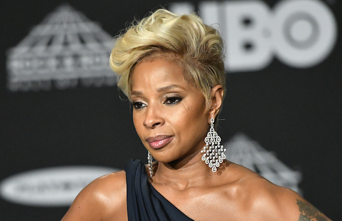 Mary J. Blige Songs
