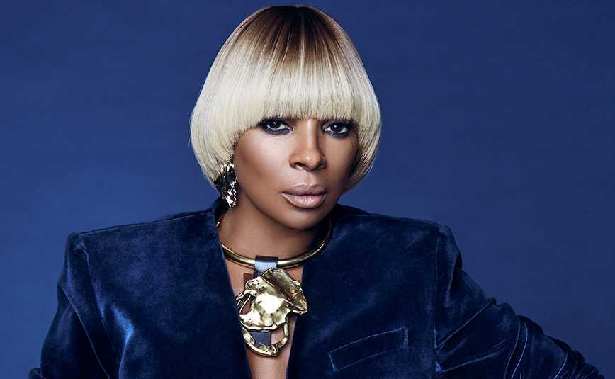 Mary J. Blige Career