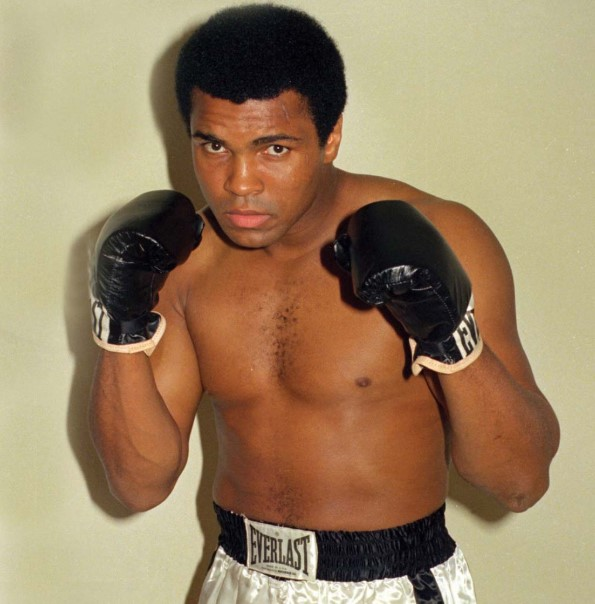 Muhammad Ali Death