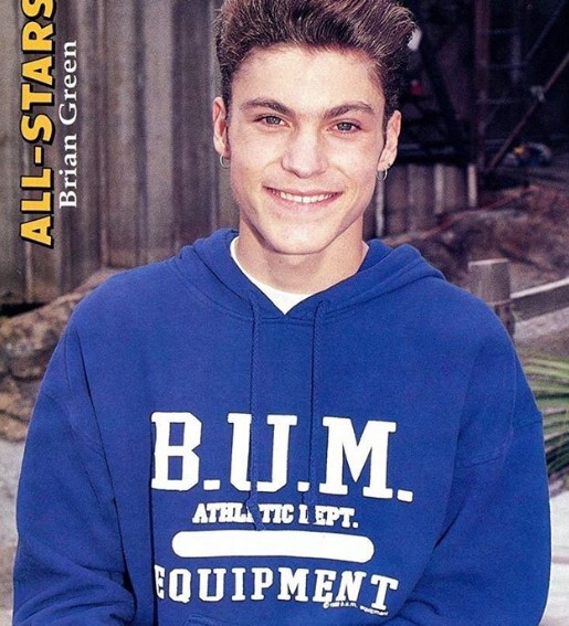 Brian Austin Green Young