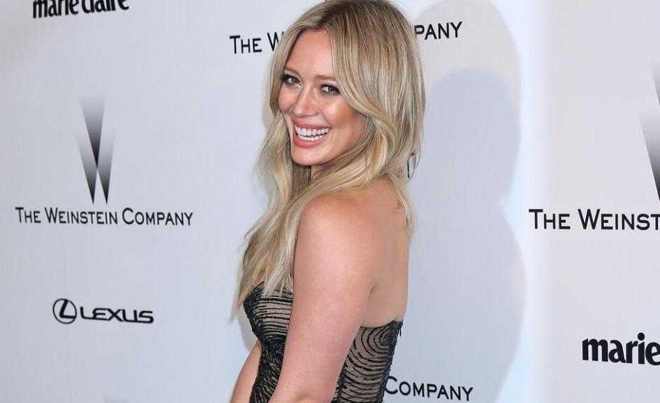 Hilary Duff Career