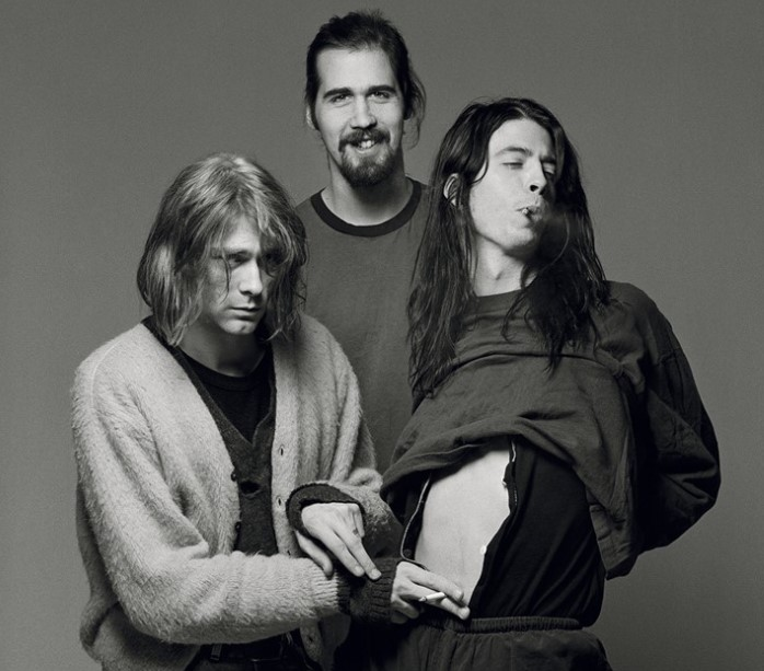 Dave Grohl Career