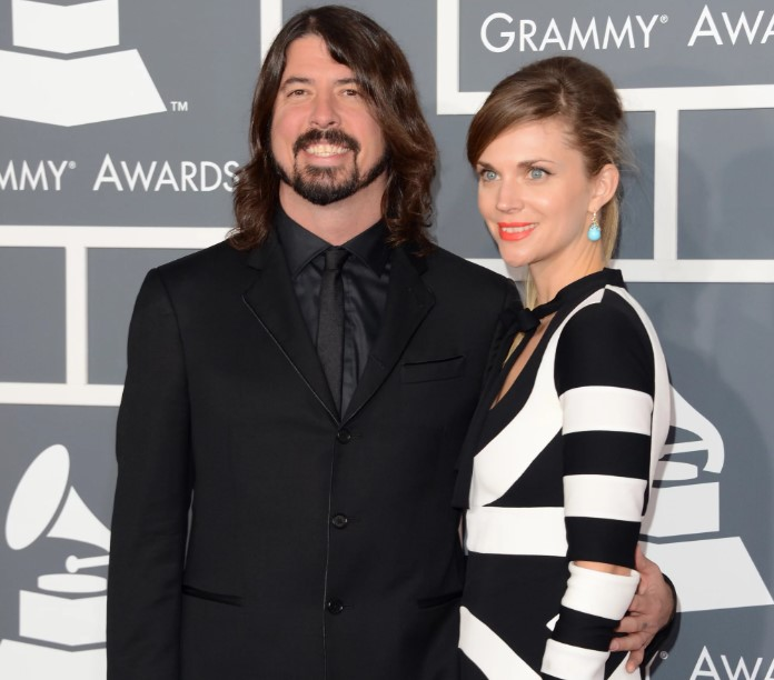 Dave Grohl Married