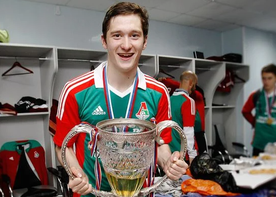 Professional Russian Footballer, Aleksei Miranchuk