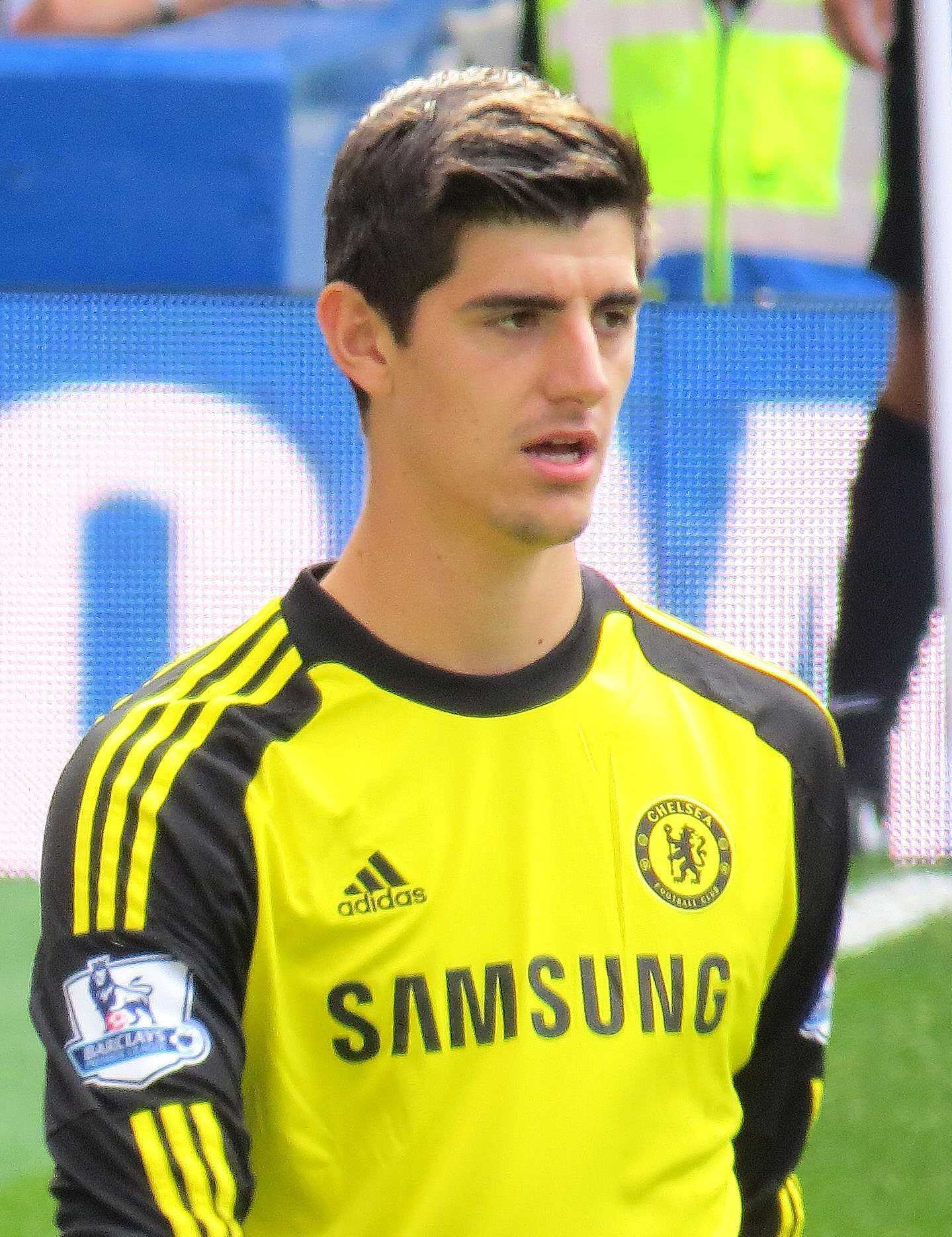 Thibault Courtois: interesting football career facts 58