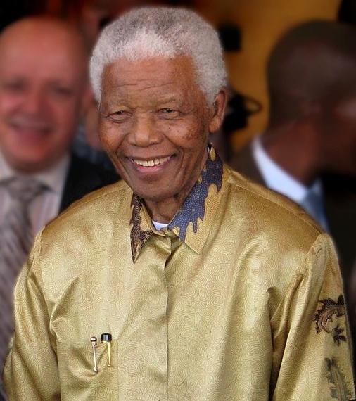 Nelson Mandela`