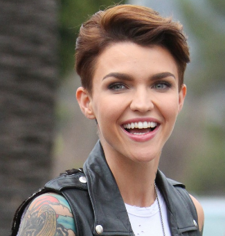 Best ruby rose hair ideas on pinterest ruby rose ruby rose 3