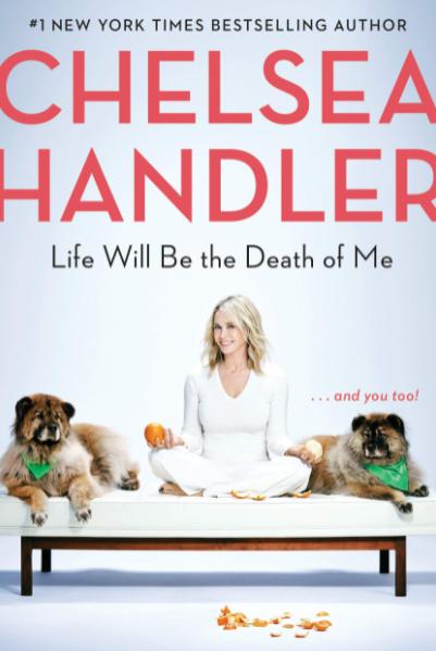 Chelsea Handler Book
