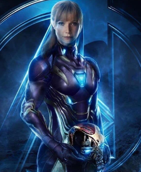 Gwyneth Paltrow In the Movie; Avengers Endgame