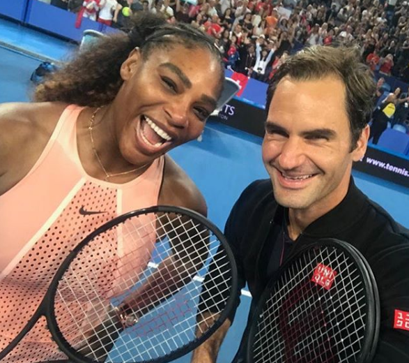 To night with serena williams