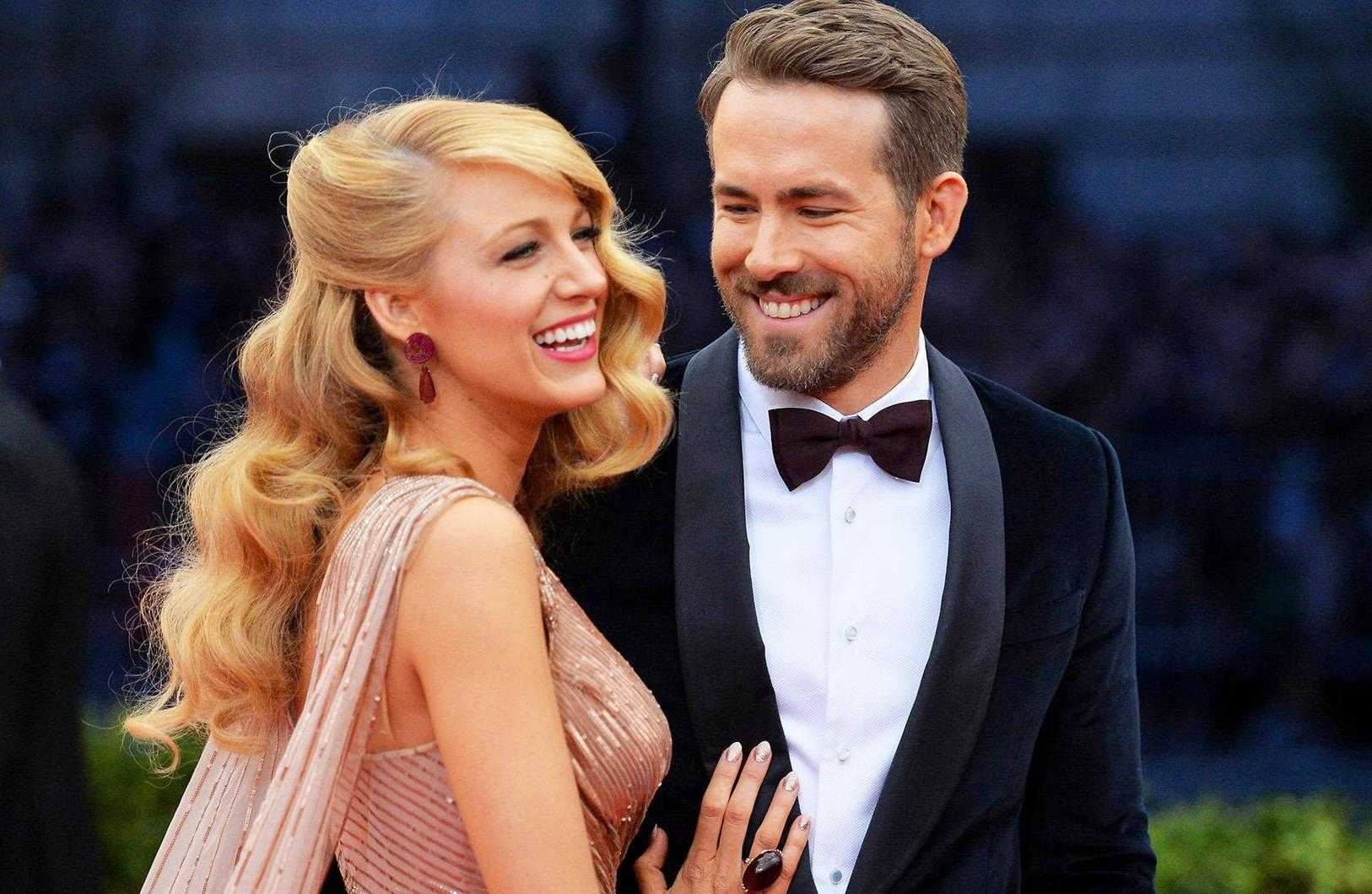 Blake Lively Husband