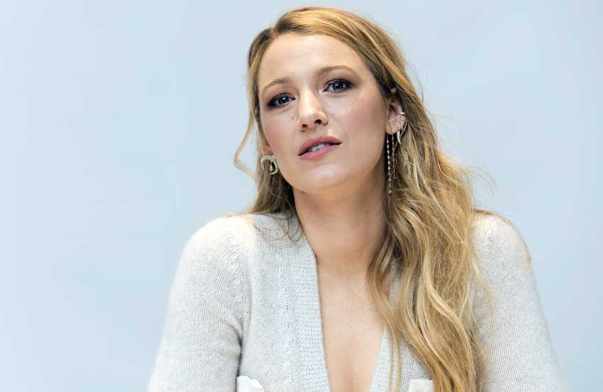 Blake Lively Height