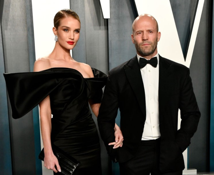 Jason Statham wife