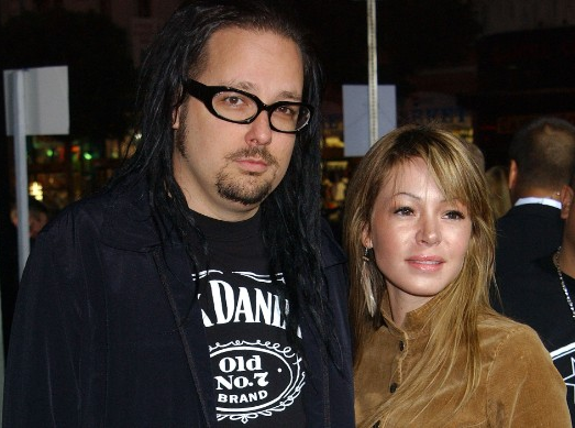 Deven Davis, Jonathan Davis' Wife