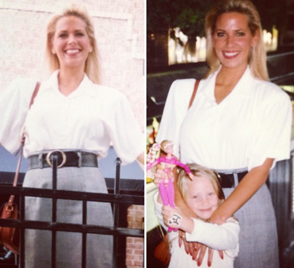 Natalie Viscuso mother