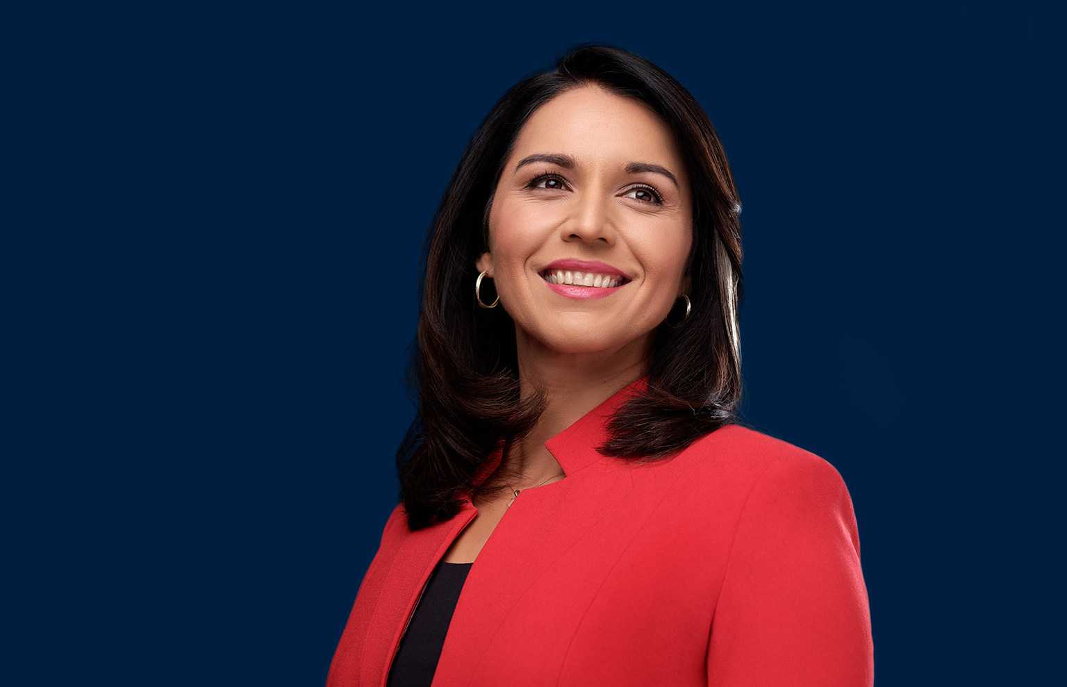 Tulsi Gabbard Famous For