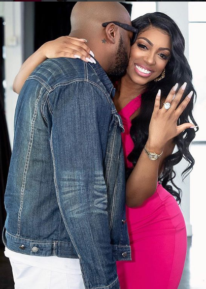 dennis mckinely and porsha williams engaged