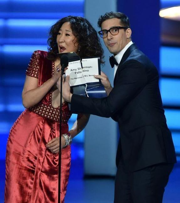 Golden Globes 2019 Host