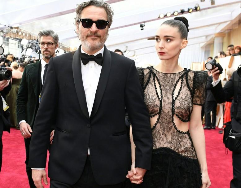 Joaquin Phoenix Wife