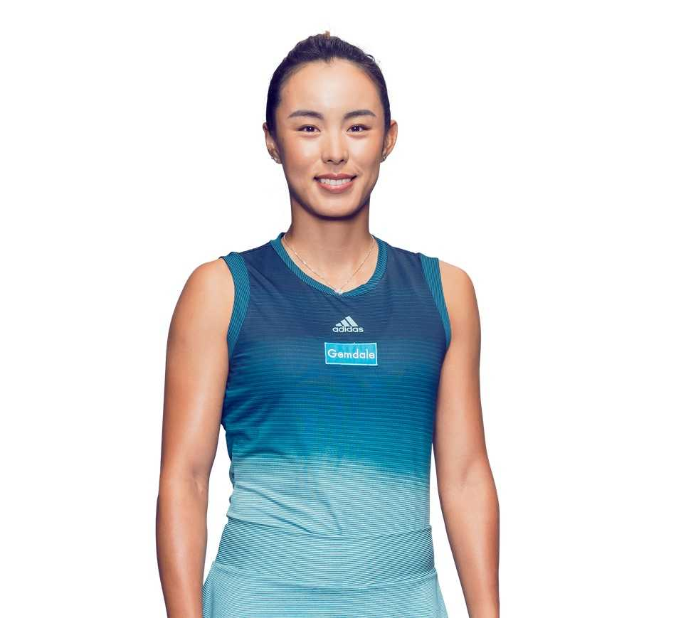Wang Qiang Tennis Player