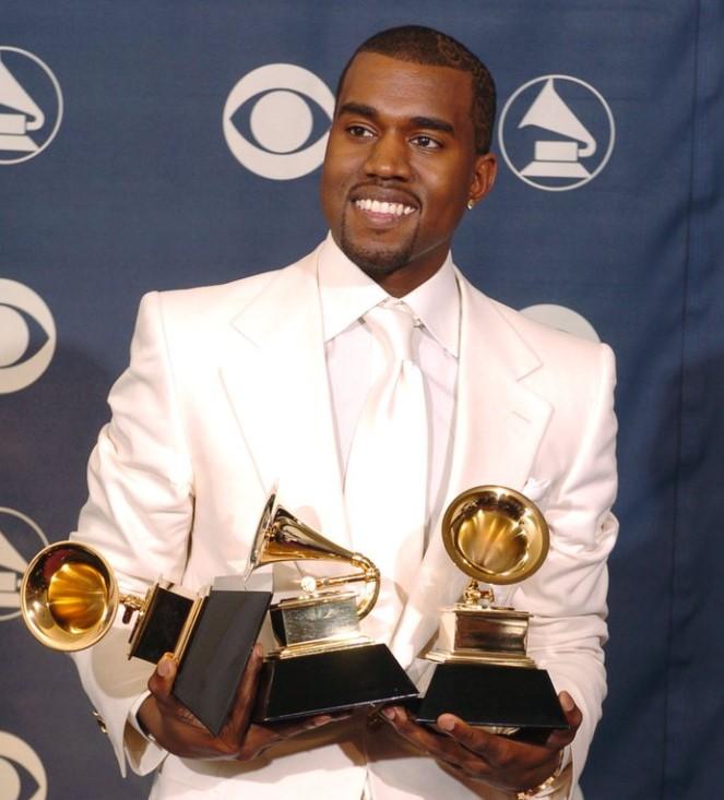 Kanye West Grammy