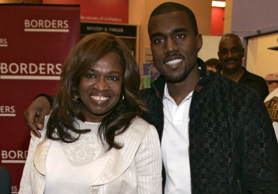 Kanye West mother