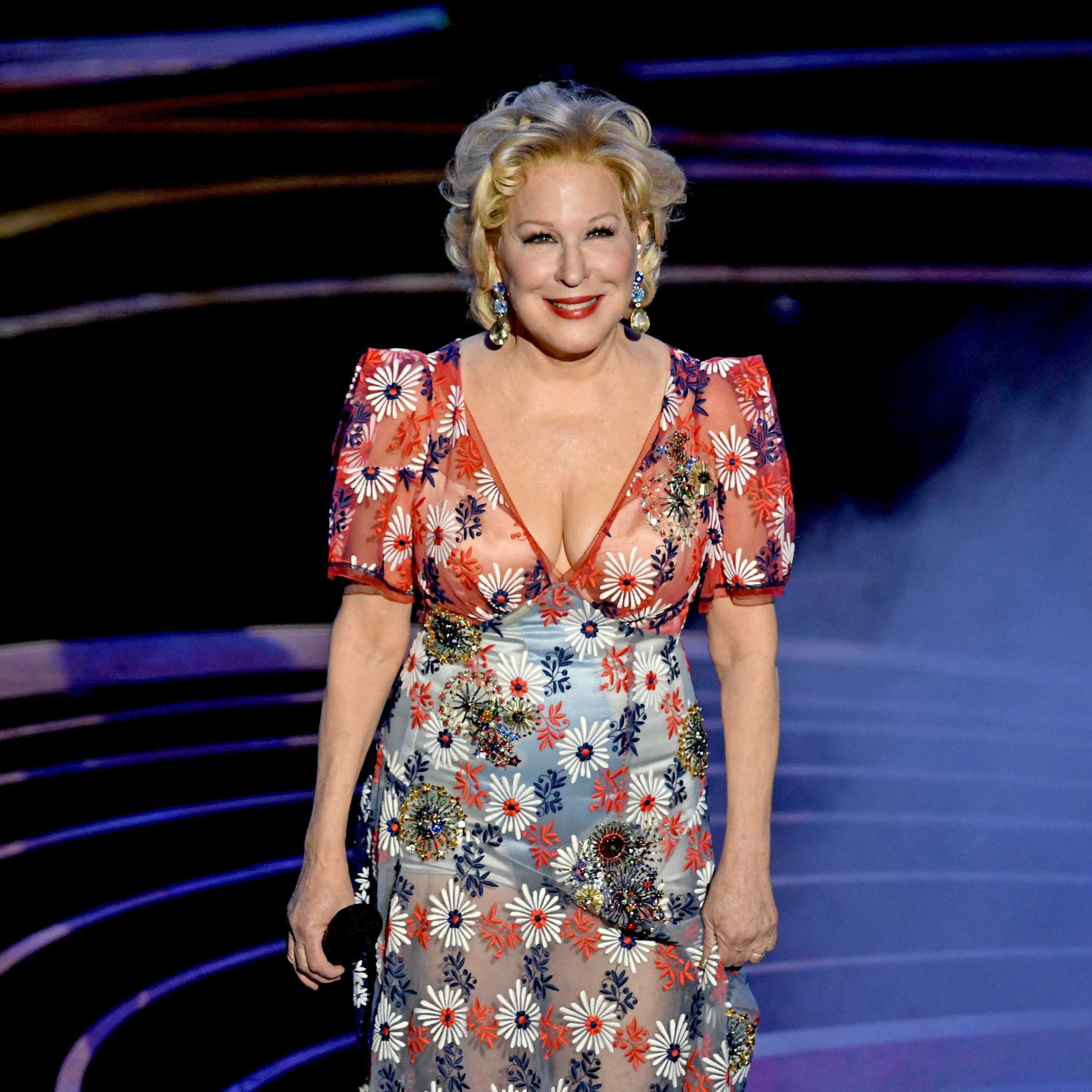 bette midler Career