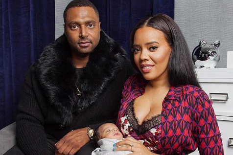 Angela simmons and ex-fiance