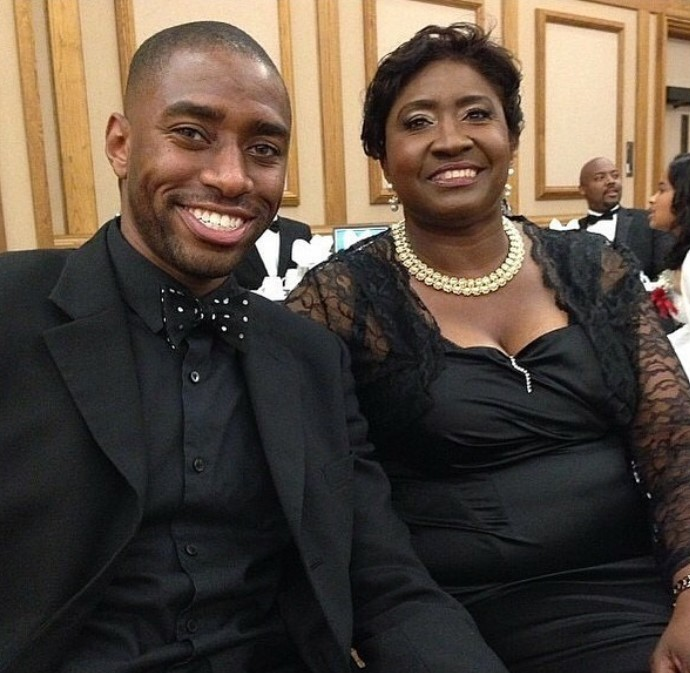 Gerald Onuoha mother