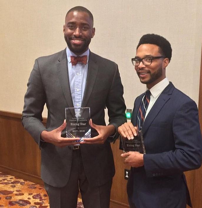 Gerald Onuoha awards