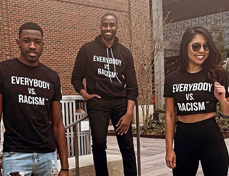 Gerald Onuoha Racism