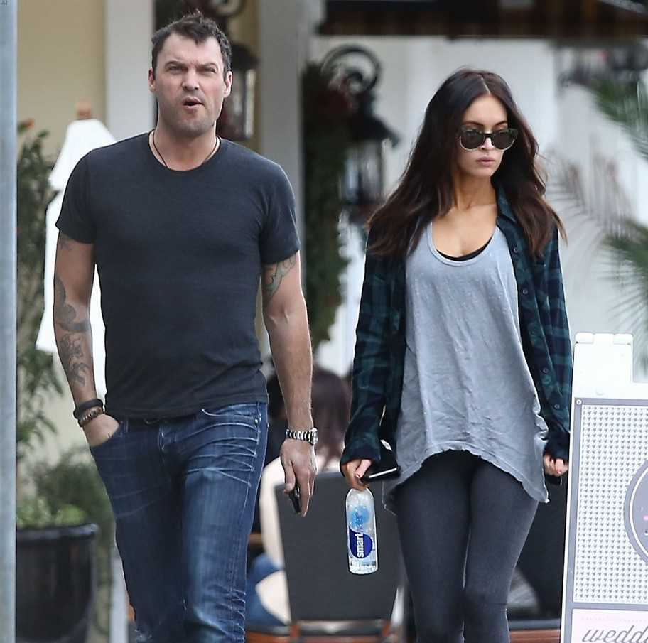 Megan Fox Husband