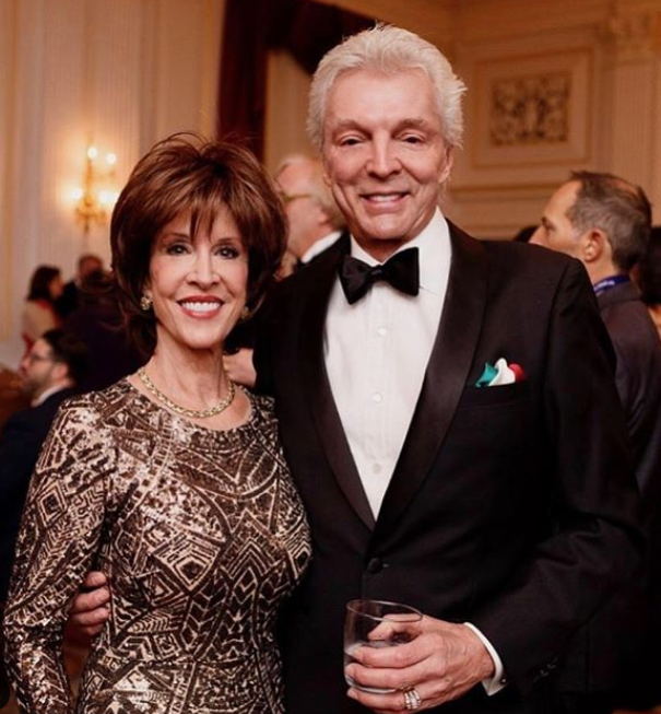 Deana Martin and John Griffeth
