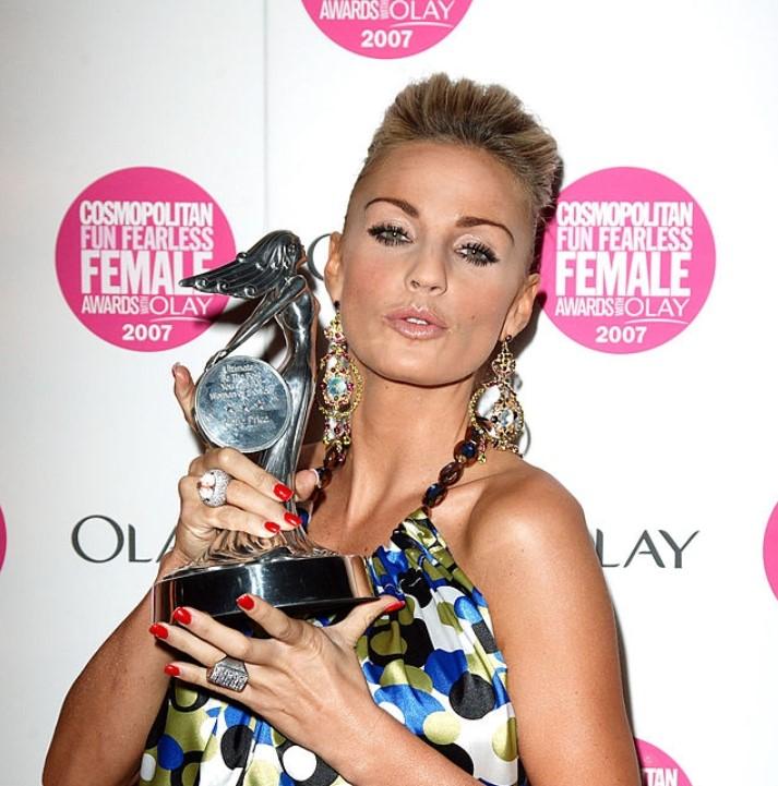 Katie Price Awards