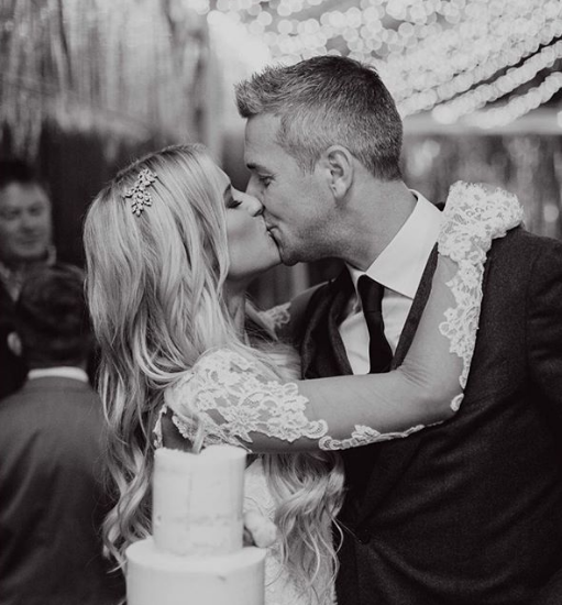 Ant Anstead and Christina Anstead  Wedding