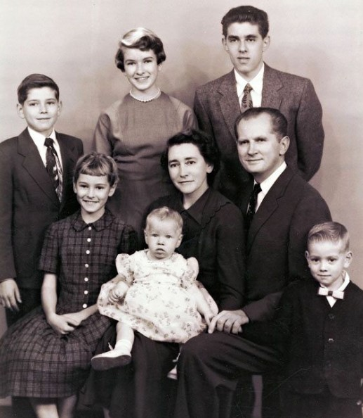 Martha Stewart family