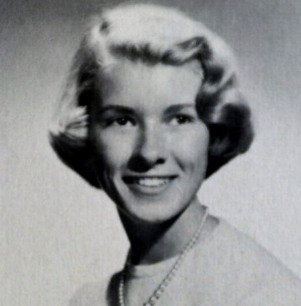 Martha Stewart young
