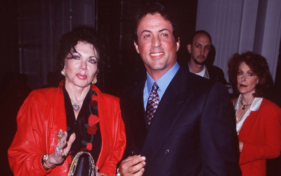 Sylvester Stallone mother